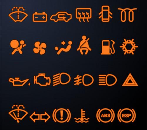 知らなかった!警告灯が点きっぱなしのクルマは車検に通りませんよ